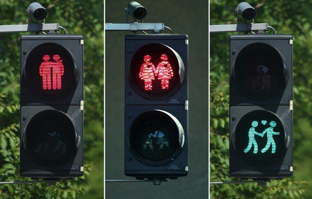 Сексуальный светофор