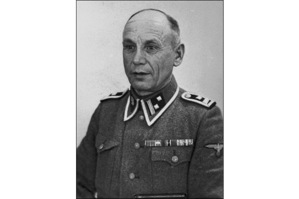 Вроде, тоже люди? 10 портретов солдат и офицеров войск СС, служивших в Освенциме