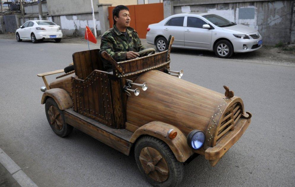Изобретения своими руками для машины