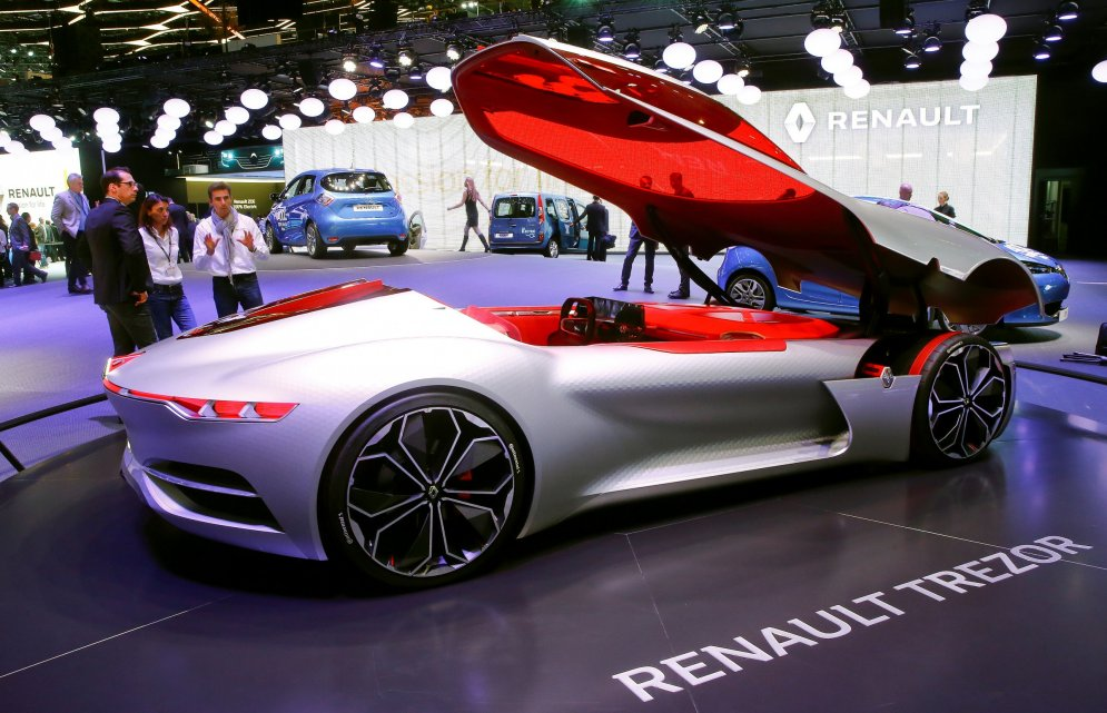 Самые яркие концепты Женевского автосалона. И немного серийных машин