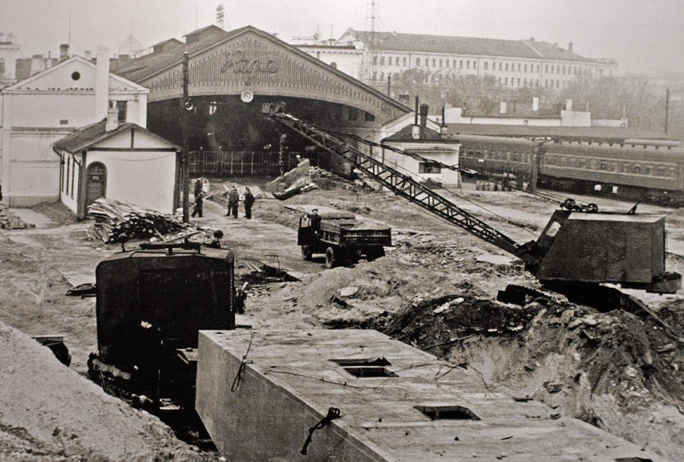 Rīgas Centrālā stacija: vairāk nekā 150 gadi fotogrāfijās
