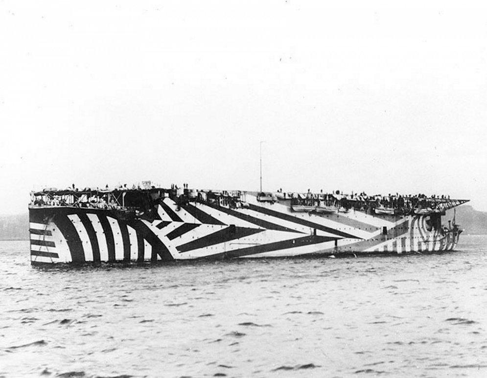 Vēsturiski foto un vēsturiski izgudrojumi Pirmajā pasaules karā
