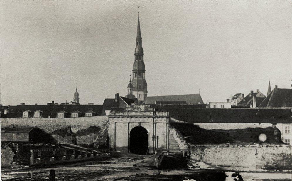 Царская, свободная, советская Рига: культовые места, которые изменились до неузнаваемости