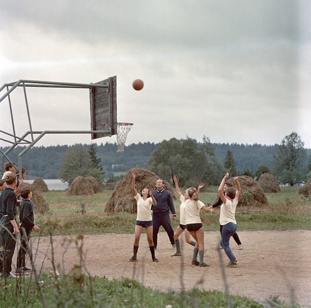 Взгляд назад: Советская Латвия в фотографиях Семена Фридлянда