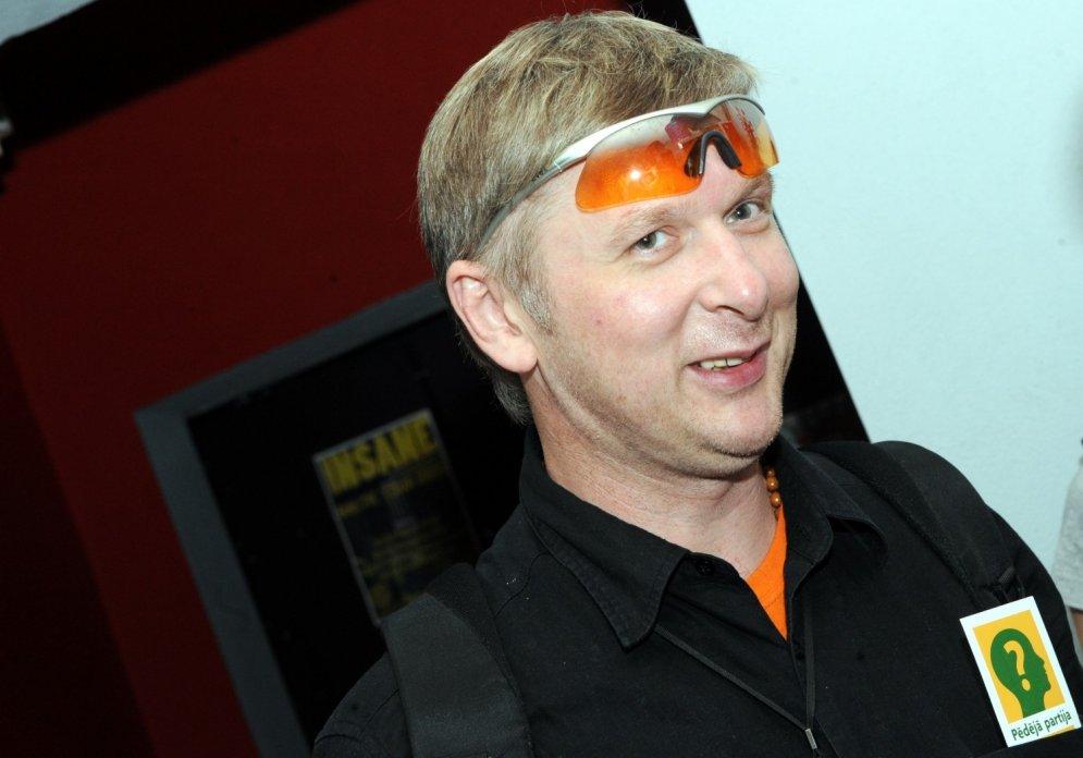 Leģendārais Roberts Gobziņš svin 50. dzimšanas dienu