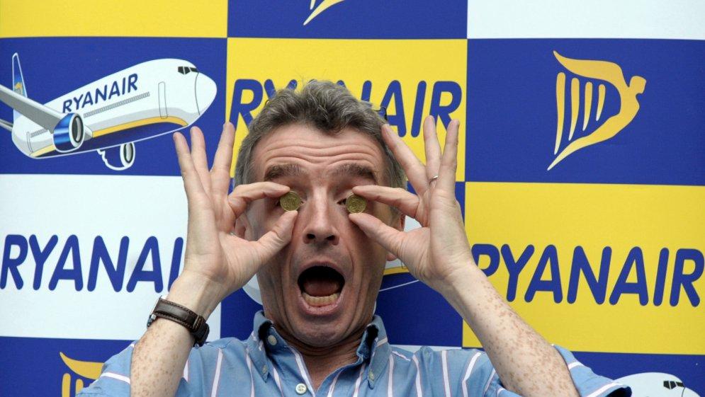10 анекдотов про Ryanair, от которых будет плакать каждый пассажир авиакомпании