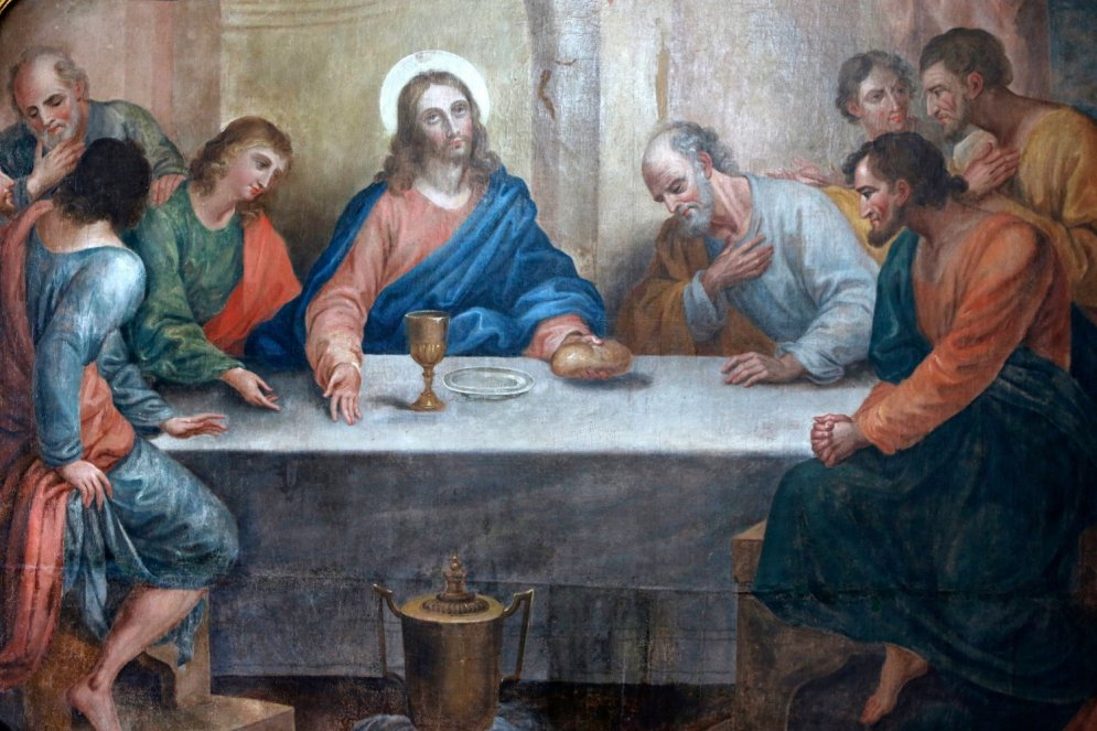 Mīti, nostāsti un sazvērestības teorijas par da Vinči 'Svēto vakarēdienu'