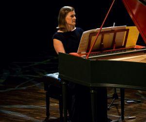 Klavesīniste Ieva Saliete