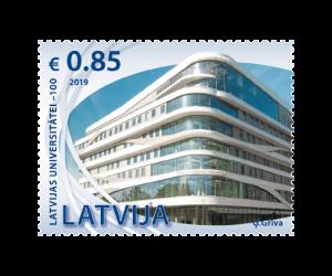 LATVIJAS UNIVERSITĀTEI - 100