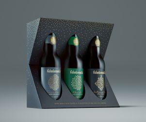 Valmiermuižas seno iesalu alus iepakojums
